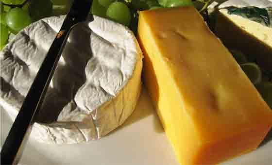 La france est le pays du fromage
