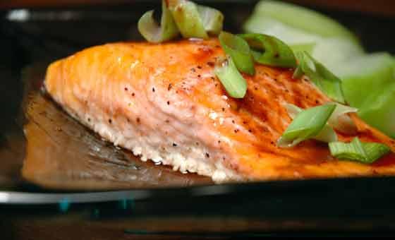 Saumon : un poisson gras riche en oméga 3