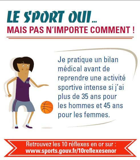 Pratiquer un sport en préservant sa santé : les 10 règles en or !