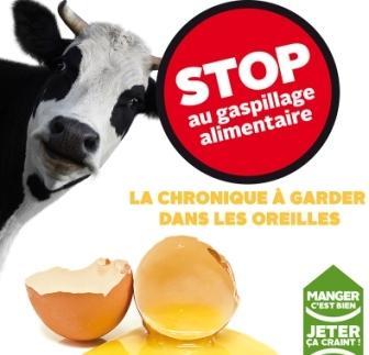 Stop au gaspillage alimentaire : notre thématique de l'été