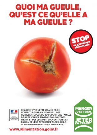 Des solutions contre le gaspillage alimentaire!