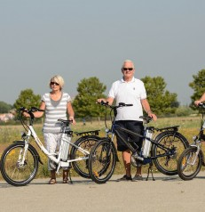 Pédaler sans effort avec les vélos électrique pour les seniors!