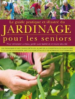 Jardinage pour les seniors : un nouveau livre!
